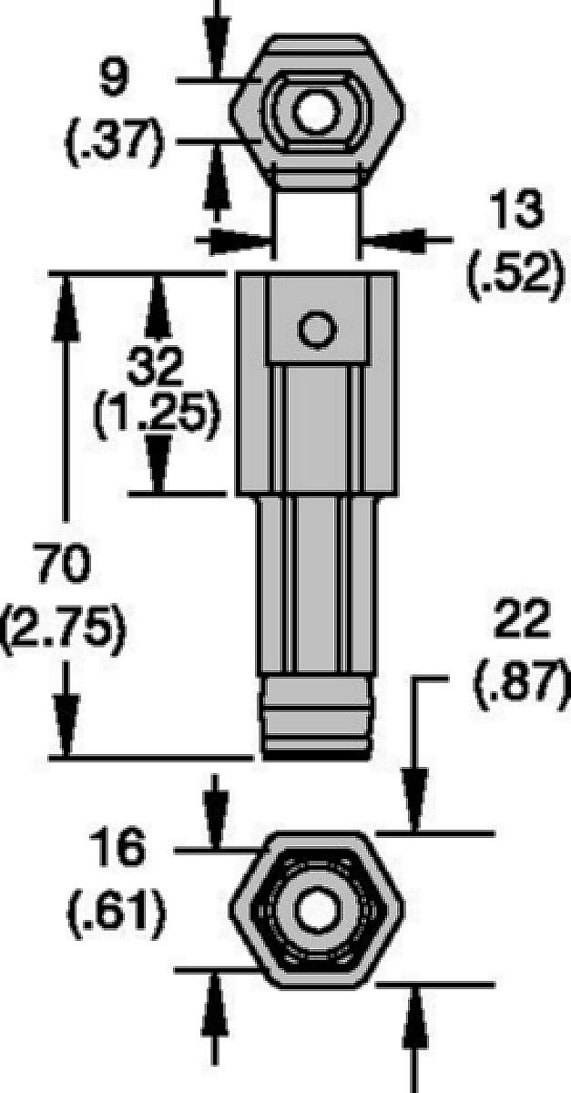 """H-Tubing (7/8"""" Hex Drill Systems)"""
