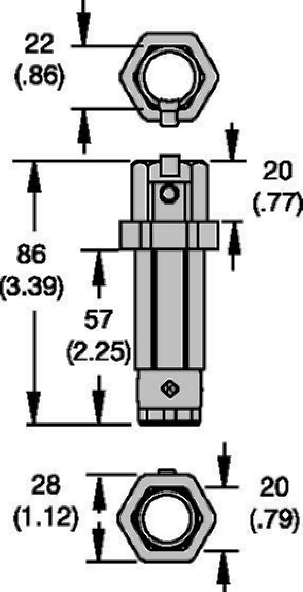 """C-Tubing (1-1/8"""" Hex Drill Systems)"""