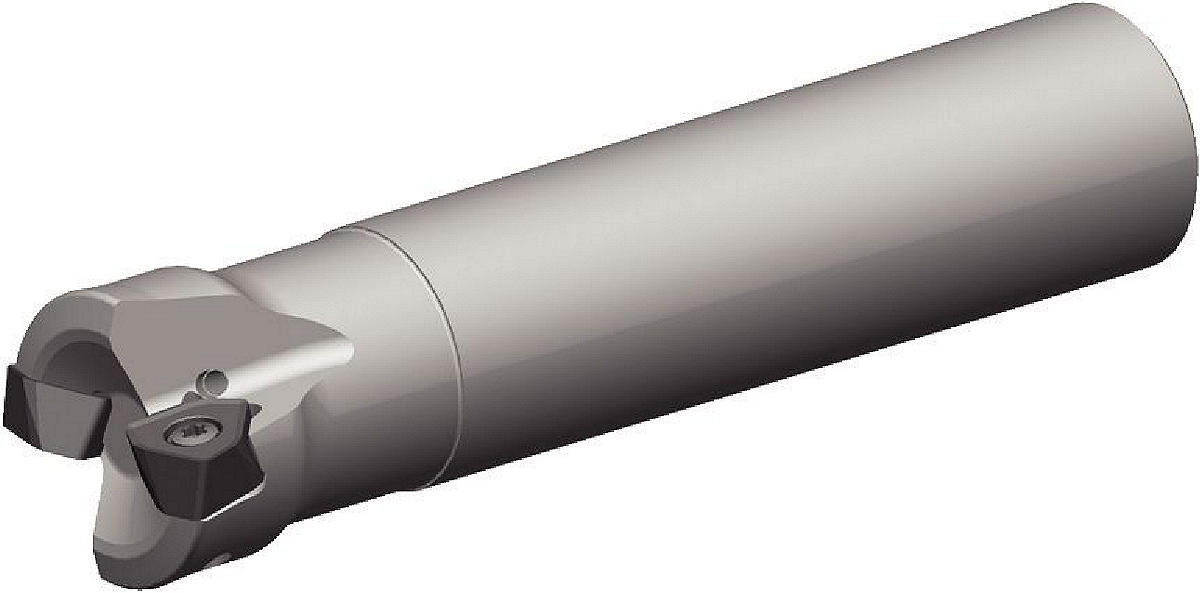 iC12 • Cylindrical End Mills