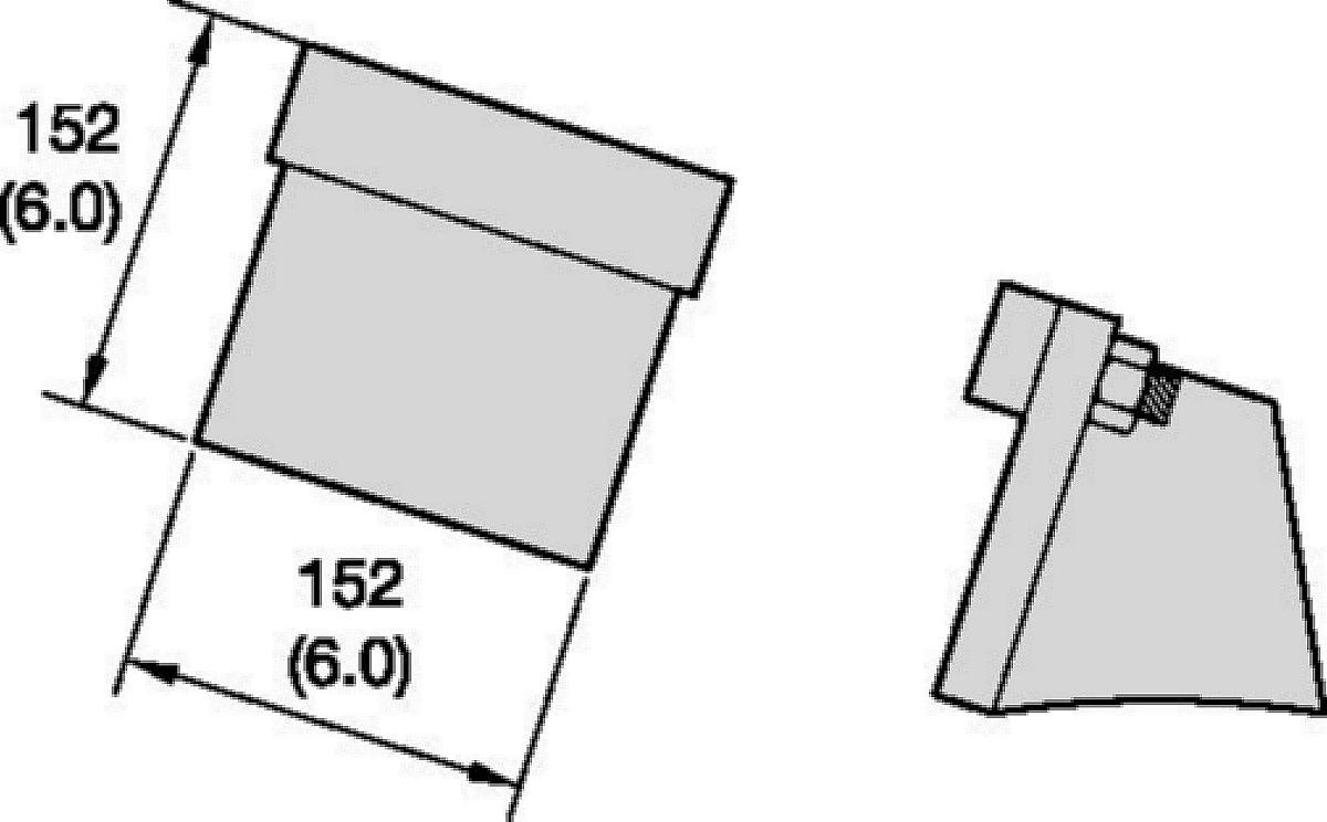 Kicker Plate Assembly