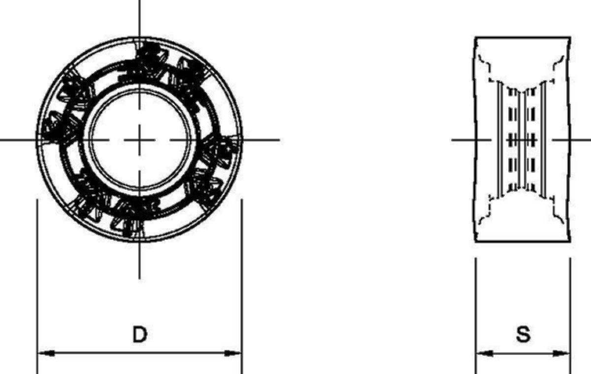 IC10 • Wendeschneidplatten • RN.J10…