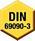 DIN Numbers: ER Collet