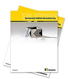 Additive Manufacturing Capabilities Brochure