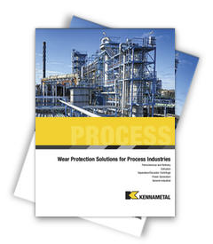 Wear Protection Solutions for Process Industries