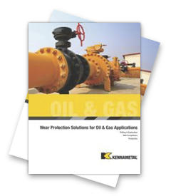 Wear Protection Solutions for Oil & Gas Applications