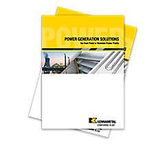 Power Generation Solutions brochure