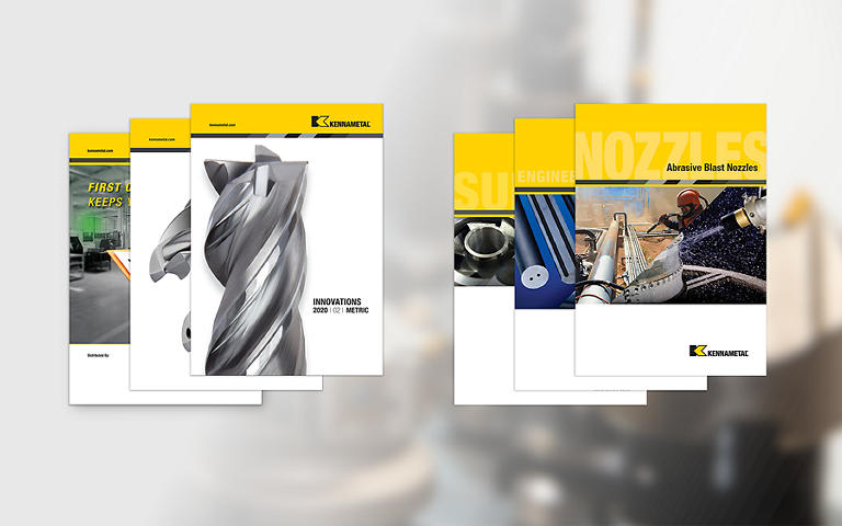Metalworking Catalogs Banner
