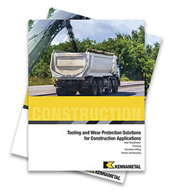Solutions for Construction Applications