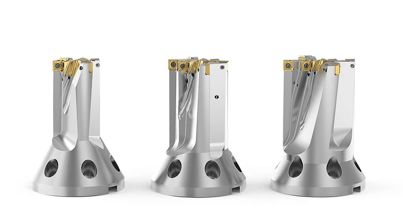 FBX Drill Bodies - 60mm, 75mm, 82mm