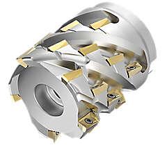 Mill 1-10™ o spiralnej krawędzi skrawającej