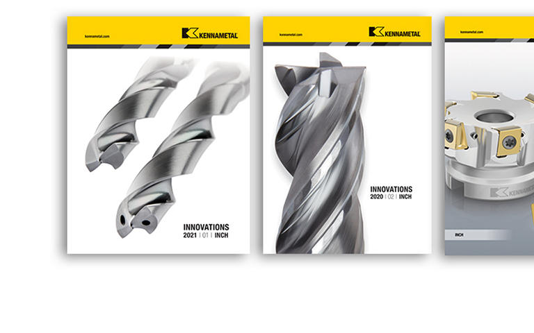Featured Kennametal Products