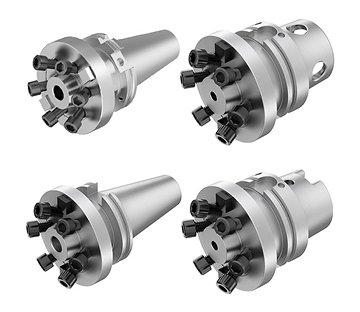 HSK-, BT-, CV-, DV-, KM4X-Werkzeuge