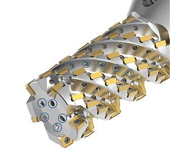 Harvi Ultra 8X - Adjustable coolant nozzles