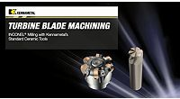 turbine blade maching