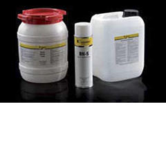 boron nitride paints and sprays