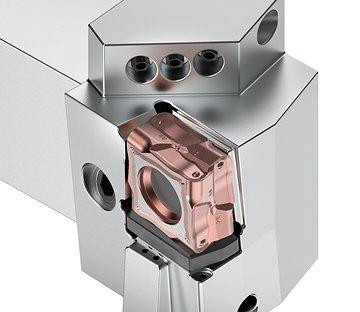 Precision Coolant Technology to Rake Face