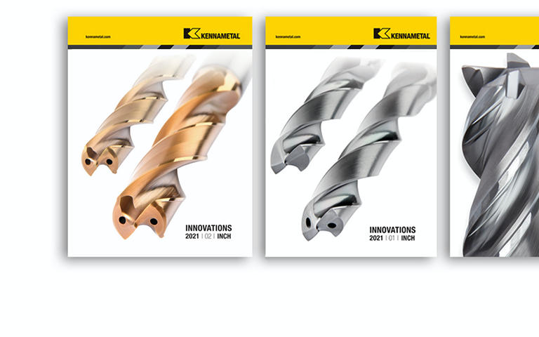 Productos Kennametal destacados