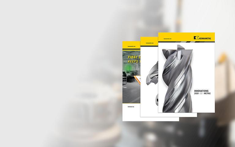 Catálogos de trabajo de los metales y sistemas de herramientas