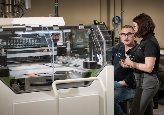 Printing Technologies for Additive Manufacturing