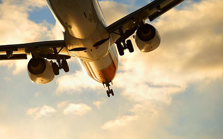 Řešení pro letecký průmysl