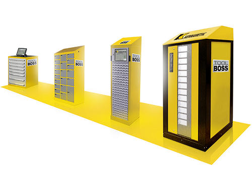 ToolBOSS Vending Solutions
