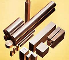 tungsten copper alloys