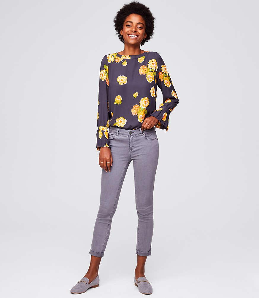 Petite Modern Skinny Crop Jeans