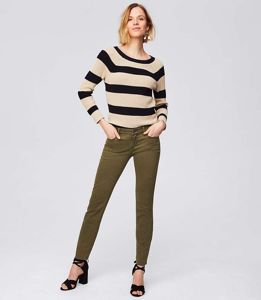 Petite Modern Fresh Cut Skinny Crop Jeans