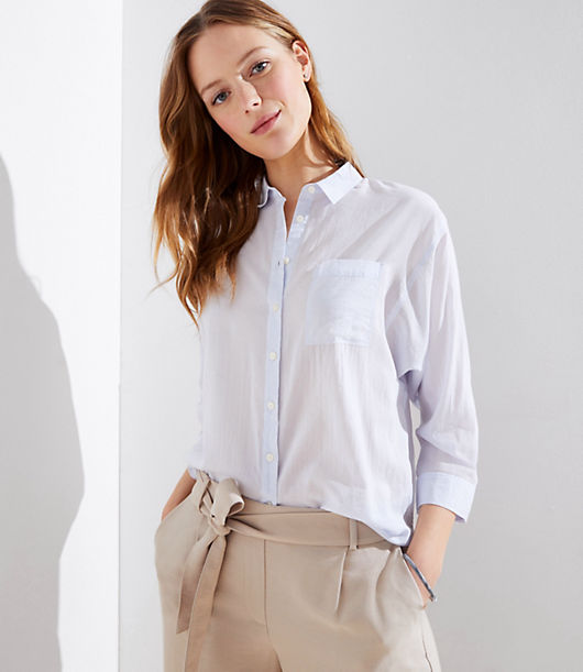 LOFT Dolman Shirt