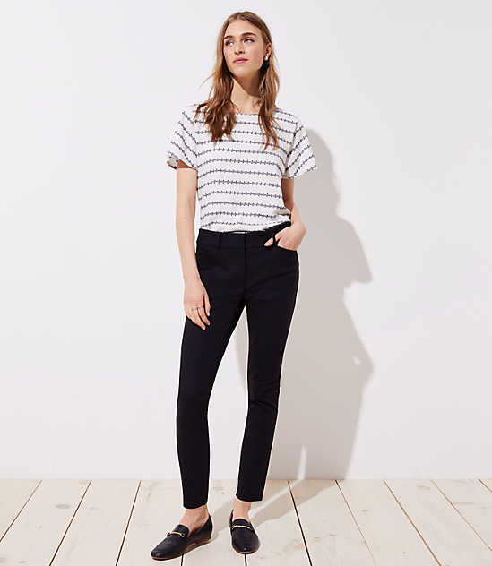Skinny Ankle Pants In Marisa Fit