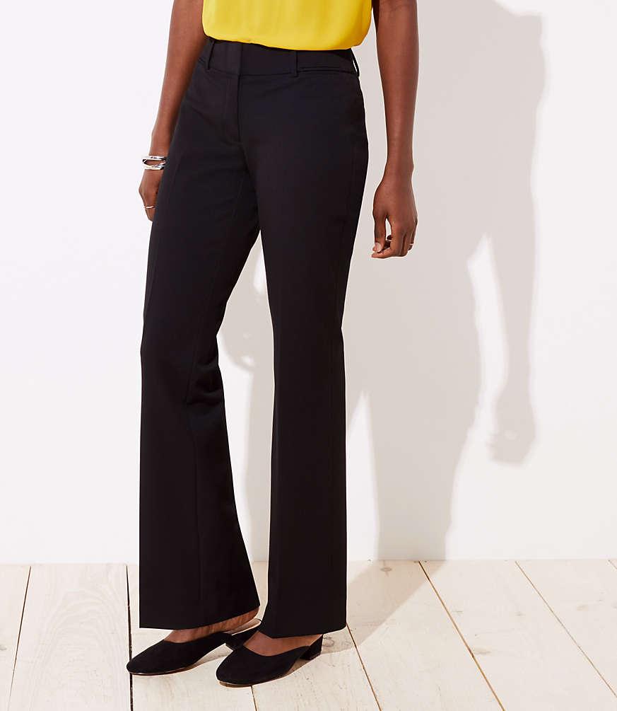 Petite Trousers in Custom Stretch in Curvy