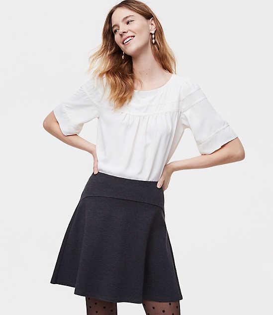 Pull On Flippy Skirt