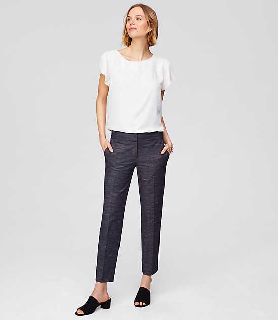 4592bd9bc69 Petite Slim Custom Stretch Pants in Marisa Fit