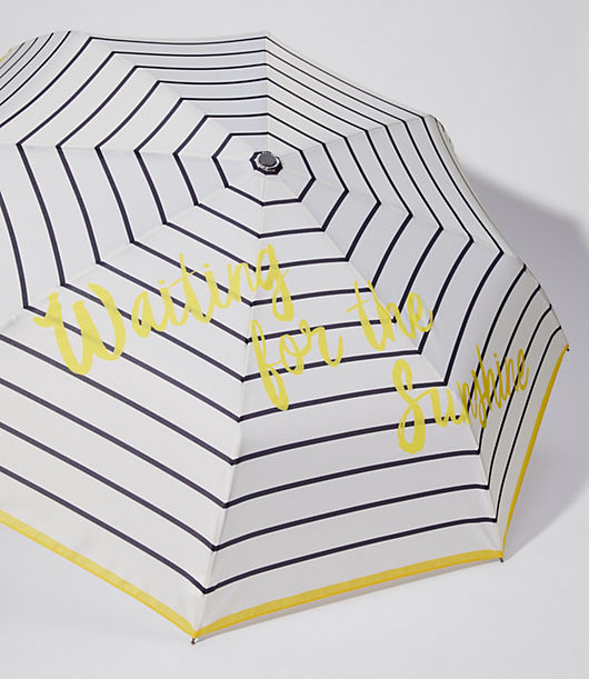 Image of LOFT Outlet Waiting For The Sunshine Umbrella