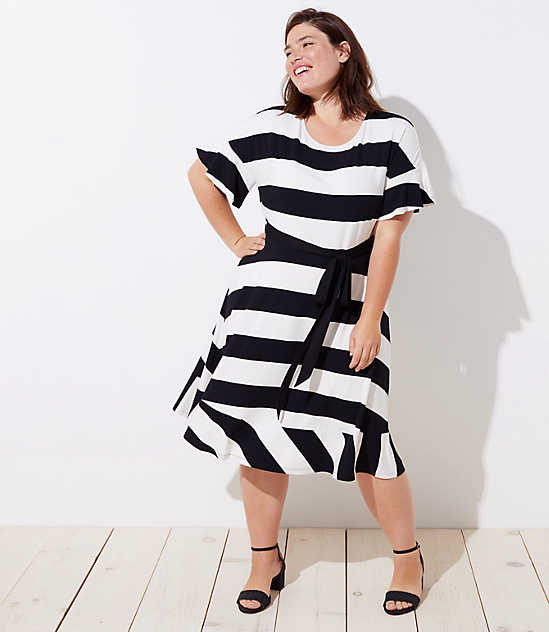 White Plus Size Clothes For Women View All Loft