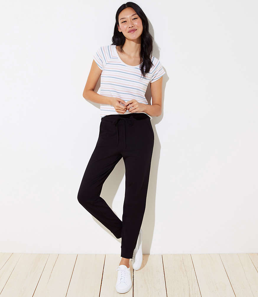 Petite Slouchy Joggers