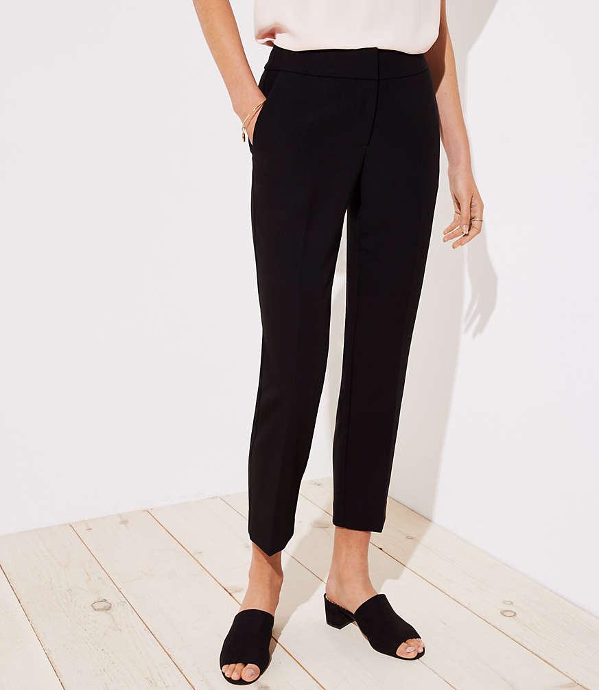 Petite Slim Pencil Pants in Julie Fit