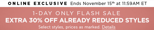 Outlet Flashsale