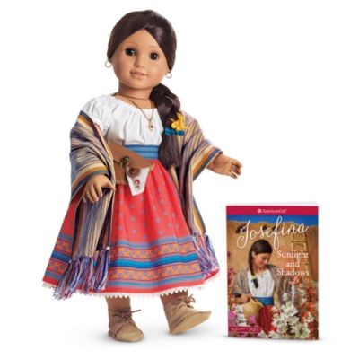 Josefina Doll Book Amp Accessories Beforever American Girl