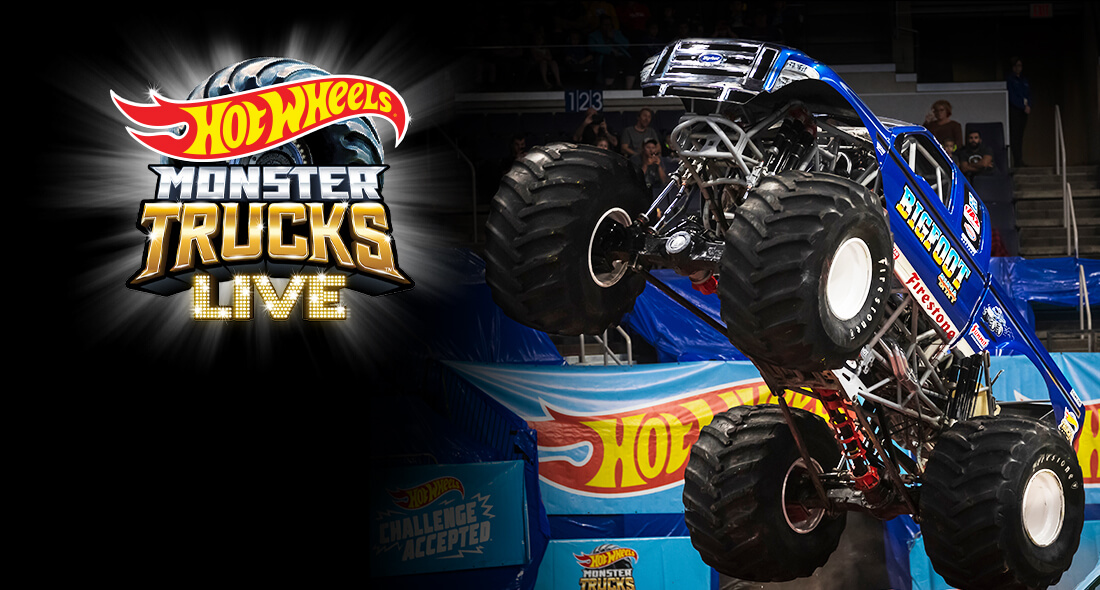 Hot Wheels - Monster Truck Live