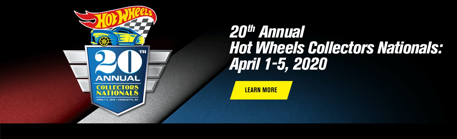 20th Annual Hot Wheels Collectors Nationals: April 1-5, 2020