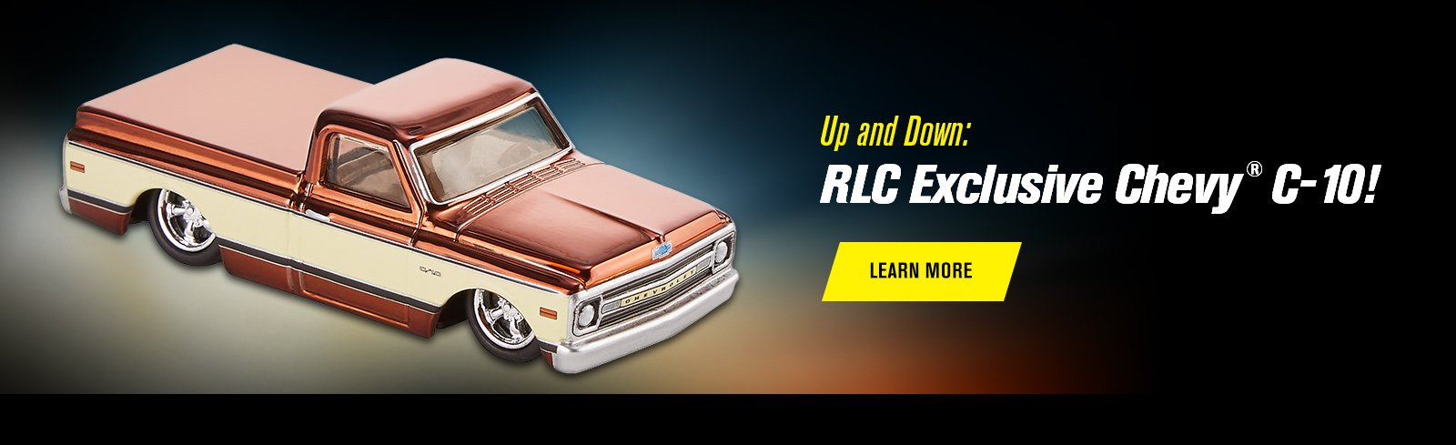 Up and Down: RLC Exclusive 1969 Chevy C-10