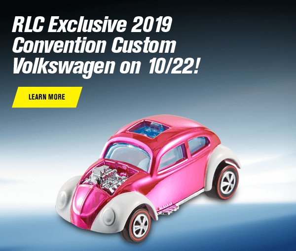 RLC Exclusive 2019 Convention Custom Volkswagen