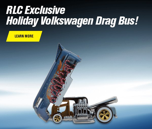 RLC Exclusive Holiday Volkswagen Drag Bus