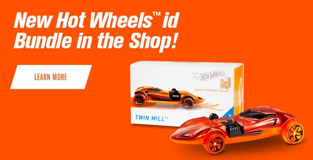 New Hot Wheels id Bundles in the Shop