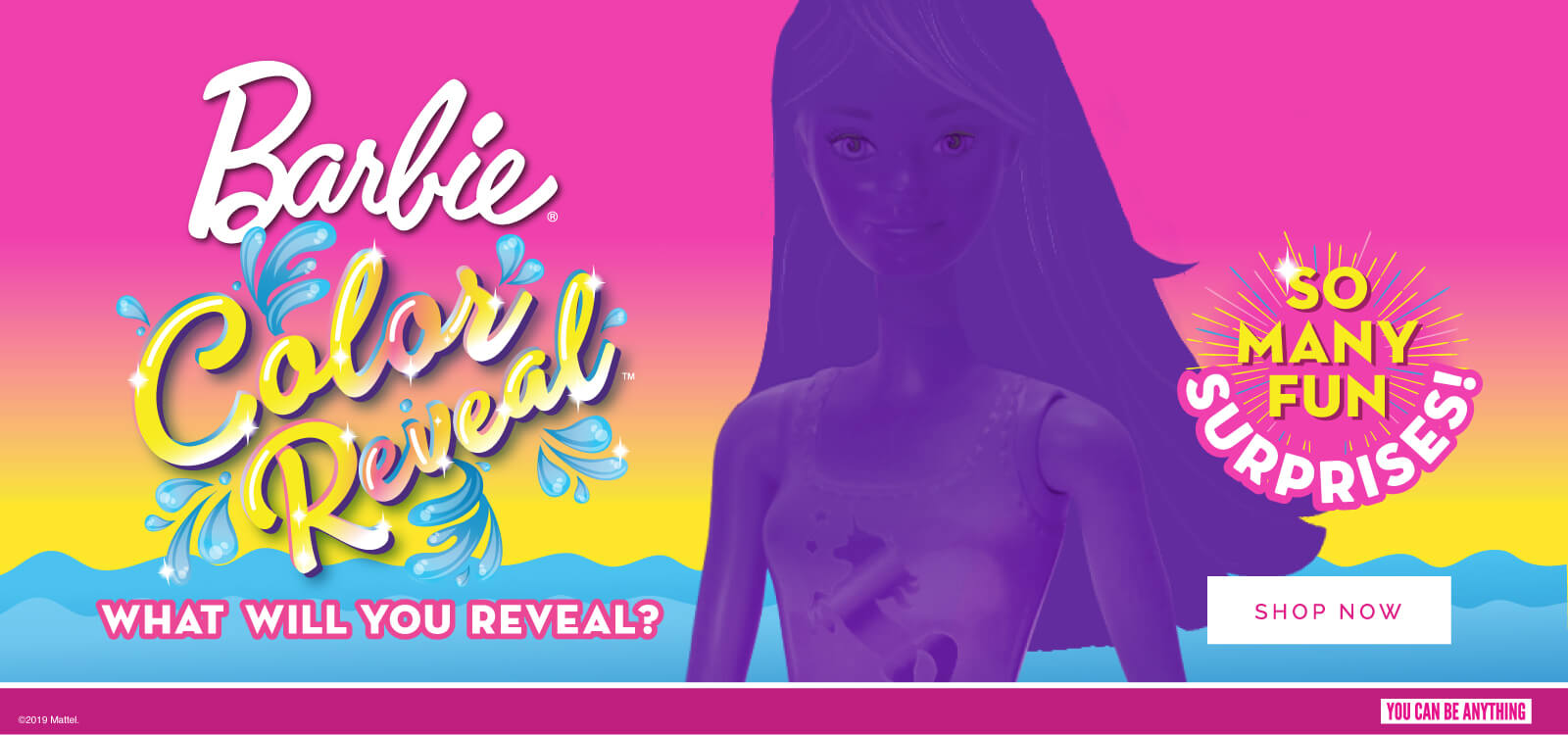 Barbie - Color Reveal Pre-Sale