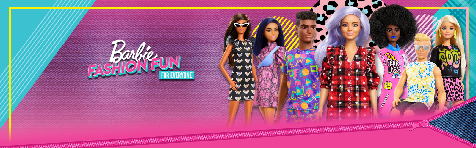 Barbie Fashion Fun For Everyone