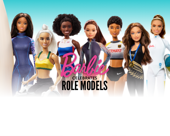 Barbie - Role Models