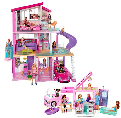 Shop Playsets & Accessories