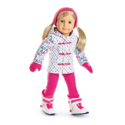 Hit The Slopes Outfit For Dolls Truly Me American Girl